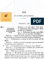 Platon - Ion - Trad Meridier