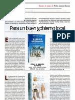 Revista Trámite Parlamentario. Junio 2006