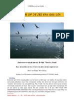 STORM Op Zee Van Galilea
