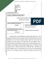 AZ - LLF - 2012-05-09 DNC Motion for Sanctions