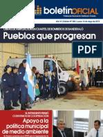 Boletín Oficial Nº 269