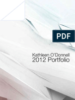Kathleen O'Donnell 2012 Portfolio