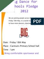 Big Dance Poster