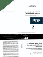 La noción de Medio... -DilmaF, Pilar Orús- bis