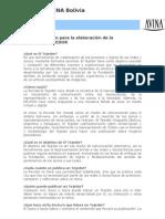 Sistematización Revista Tejedores