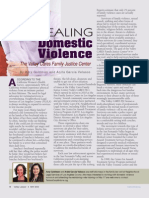 Healing Domestic Violence