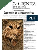 Nueva Crónica Nº 100 - Bolivia, la OEA y el Mar...