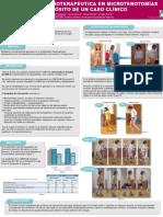 Intervención fisioterapéutica en microtenotomías