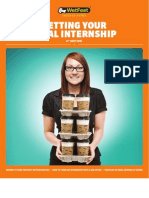 Getting Your Ideal Internship