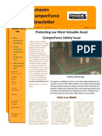 Camper Force Newsletter May 2012