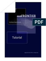 MOde Frontier Tutorial