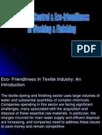 Eco Friendliness in Washing Finishing 1
