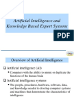 13501281 Artificial Intelligence and Expert System