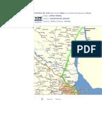 Impresión del Mapa - Guía YPF