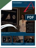 ALPFA Newsletter Spring 2012 No. 4