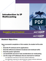 MOD1 Intro Multicast