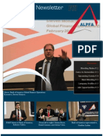 ALPFA Newsletter Spring 2012 No. 5