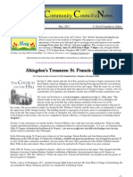 Abingdon Newsletter