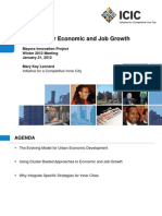 Planning for Economic and Job Growth