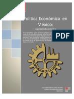 Política Ecónomica