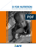 Aid for Nutrition