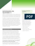 Novedades en QlikView 11