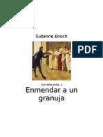 Enoch Suzanne - Con Este Anillo 1 - Enmendar a Un Granuja