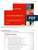 Phone Resources