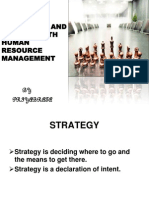 HRM, Strategy PPT