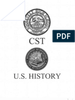 CST U.S History Practice Test