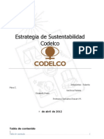 Codelco Informe RSE - MBA Final