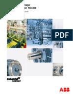 ABB - General Purpose Motors Cast Iron - GB 092003