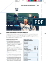 2012 Tampa Bay Rays Media Guide