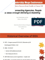 ICC Orientation 2011_OSEP Format