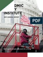 EPI Annual Report (2011)