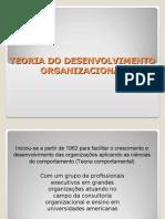 7º tópico - Desenvolvimento organizacional - DO