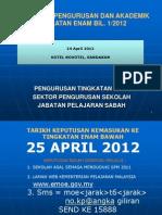 Taklimat Murid T6_ 19 APRIL2012
