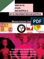 De la movilidad en la identidad Sexual, en la identidad política y en la identidad Sexual-política