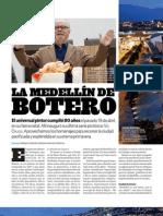 La Medellín de Botero historia de artista y ciudad