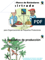 Taller NSF.3a. Requisitos de producción parte ambiental