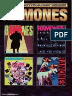 Ramones - Guitar Anthology Series