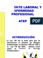 Accidente Laboral y Enfermedad Profesional