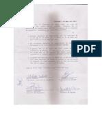 Acuerdos Aniveg y Product Ores de Zanahoria Jinotega 9 Mayo 2012