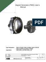 Permanent Magnet Generator (PMG)