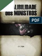 eBook a Falibilidade Dos Ministros Ryle