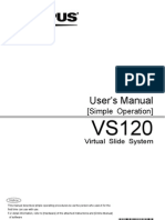 User 's Manual VS120