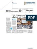 Informe de prensa del 4 al 11 de mayo de 2012