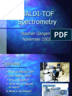 MALDI-TOF_Spectrometry