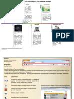 Línea de tiempo y diapositivas