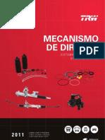 TRW CATÁLOGO DE MECANISMO DIREÇÃO 2011